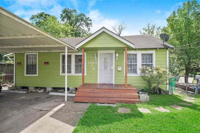 3918 1/2 E Kress Street, Houston, TX 77026 (MLS #85131269) :: The SOLD by George Team