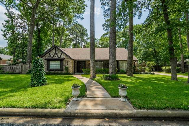 234 Willowbend Street, Huntsville, TX 77320 (MLS #85132846) :: Guevara Backman