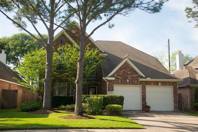 3222 Brinton Trails Lane, Katy, TX 77494 (MLS #85141947) :: Caskey Realty