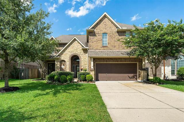 2218 Daroca Drive, League City, TX 77573 (MLS #85156534) :: The SOLD by George Team