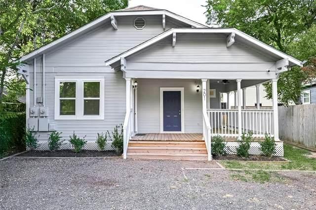 201 Marie Street, Houston, TX 77009 (MLS #85158399) :: Texas Home Shop Realty
