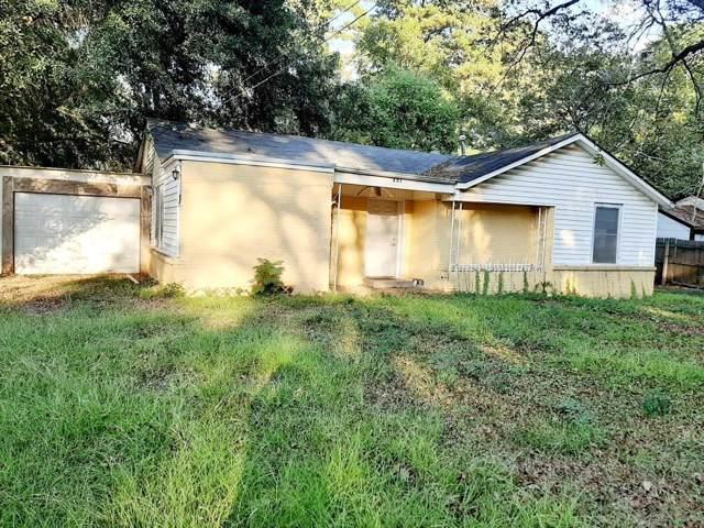 404 Harold, Crockett, TX 75835 (MLS #85159992) :: Texas Home Shop Realty