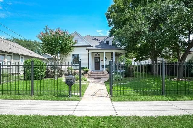 1234 Oxford Street, Houston, TX 77008 (MLS #85162969) :: NewHomePrograms.com LLC