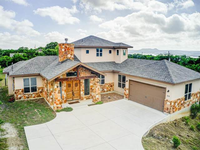 839 Missile Drive, Canyon Lake, TX 78133 (MLS #85163436) :: The SOLD by George Team