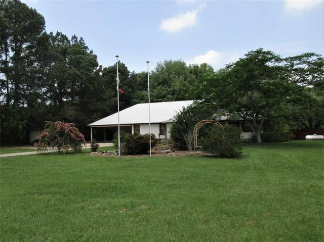 379 County Road 2215, Cleveland, TX 77327 (MLS #85164735) :: The Queen Team