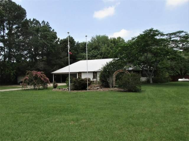 379 County Road 2215, Cleveland, TX 77327 (MLS #85164735) :: Guevara Backman