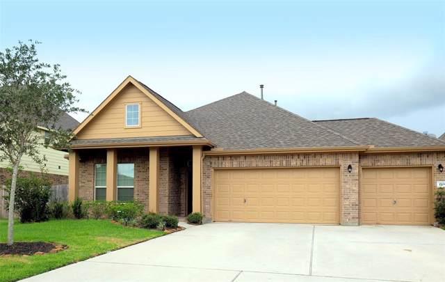 1709 Oakdale Mist Drive, Dickinson, TX 77539 (MLS #85172146) :: The Jennifer Wauhob Team