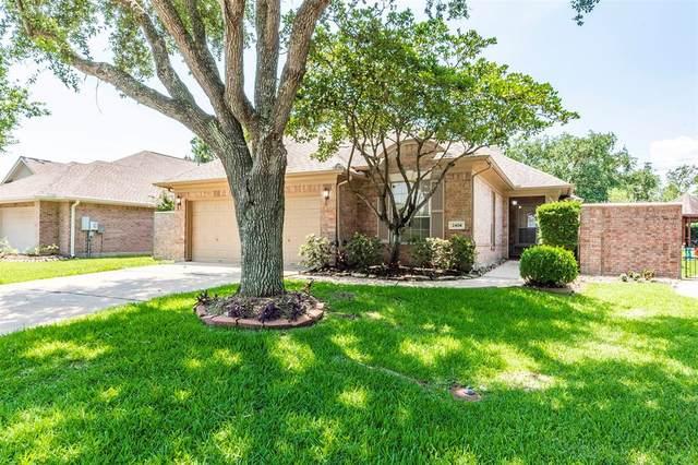 2404 Fairway Pointe Drive, League City, TX 77573 (MLS #85180591) :: Ellison Real Estate Team