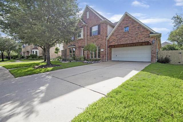 20602 Crescent Arbor Lane, Spring, TX 77379 (MLS #85180903) :: The Bly Team