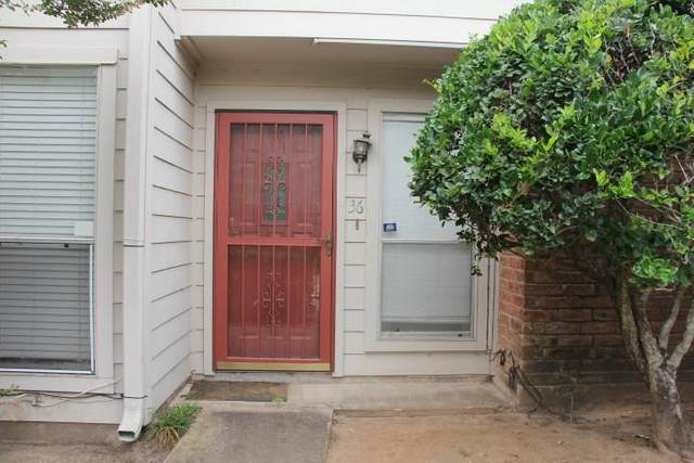 3901 Woodchase Drive #36, Houston, TX 77042 (MLS #85185096) :: Ellison Real Estate Team