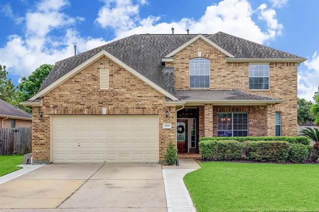 3709 Oak Bent Drive, Pearland, TX 77581 (MLS #85185158) :: Ellison Real Estate Team