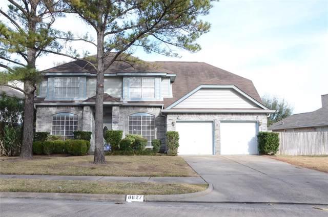 8827 Diamond Lake Lane, Houston, TX 77083 (MLS #85197489) :: The SOLD by George Team