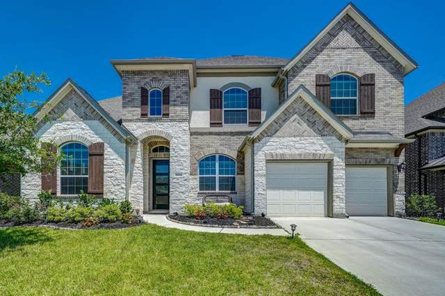 15735 Braemar Cove Drive, Humble, TX 77346 (MLS #85199271) :: Green Residential