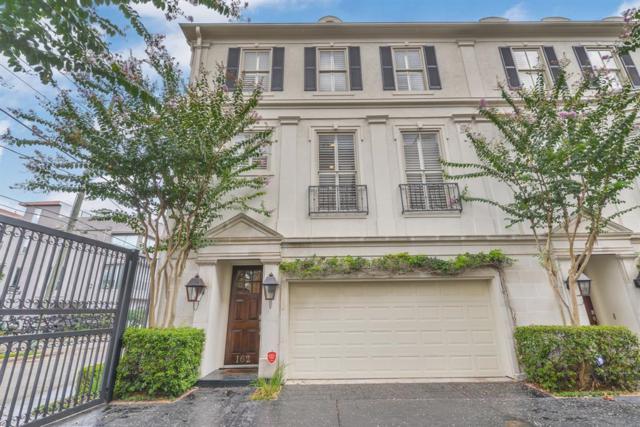 162 Oak Place Drive, Houston, TX 77006 (MLS #85200746) :: Texas Home Shop Realty