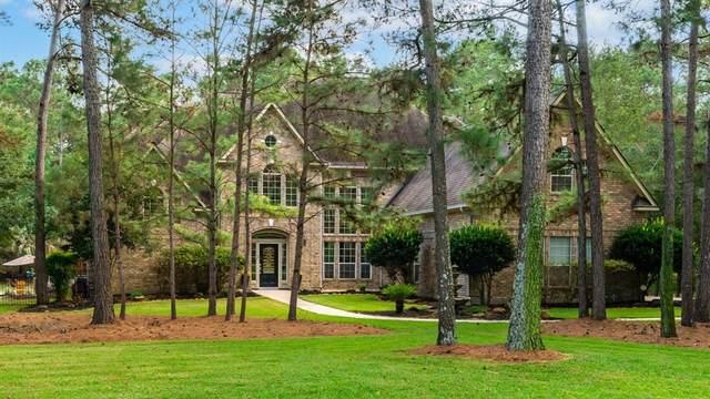 10811 Mystic Cove, Magnolia, TX 77354 (MLS #85202429) :: Giorgi Real Estate Group