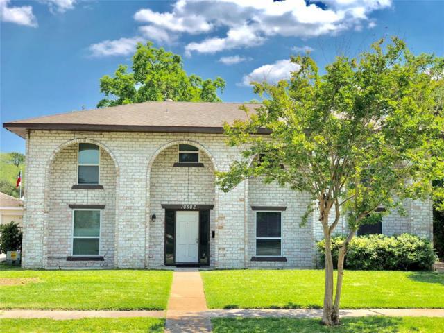10502 Sagewick Drive, Houston, TX 77089 (MLS #85204713) :: Texas Home Shop Realty