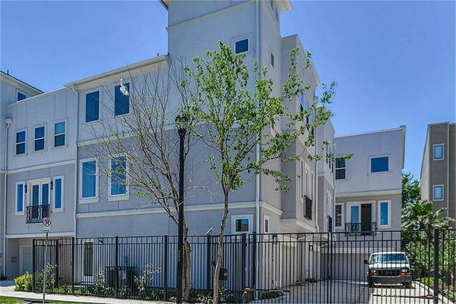 1812 Mcilhenny A, Houston, TX 77004 (MLS #85208482) :: The SOLD by George Team