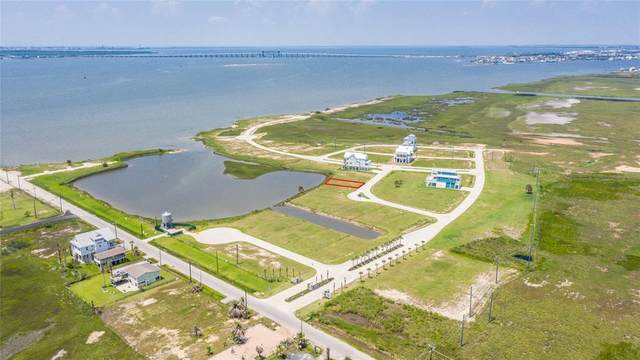 10815 Egrets Nest, Galveston, TX 77554 (MLS #85214138) :: My BCS Home Real Estate Group