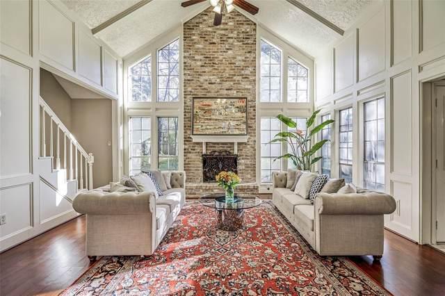 6503 Larkmount Drive, Spring, TX 77389 (MLS #85217412) :: Green Residential