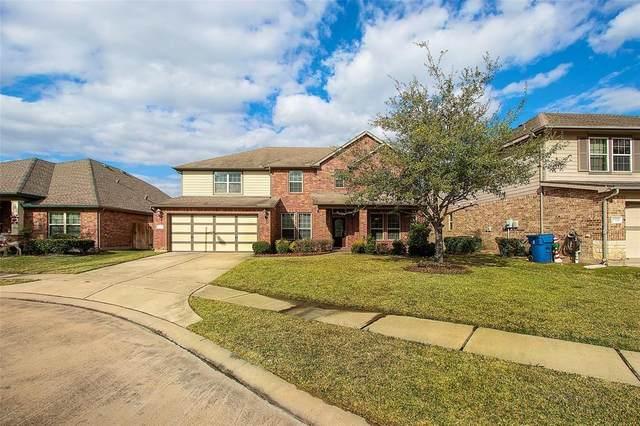 17226 Forest Ridge Point, Houston, TX 77084 (MLS #85218969) :: The Property Guys