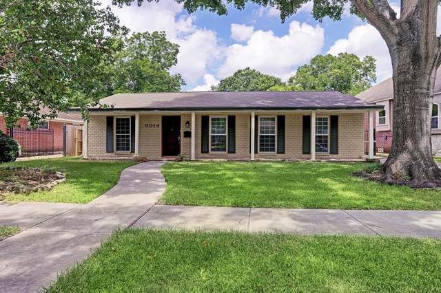 9014 Kapri Lane, Houston, TX 77025 (MLS #85219766) :: The Bly Team