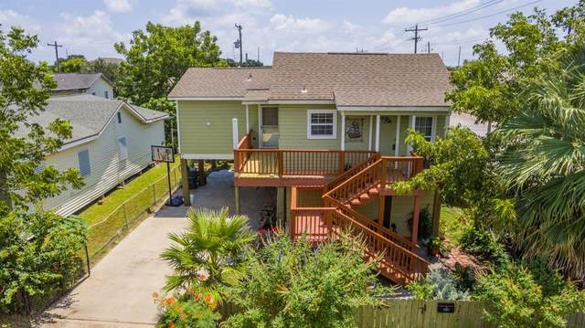 5427 Avenue O, Galveston, TX 77551 (MLS #85223916) :: The SOLD by George Team