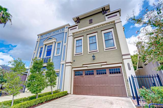 1108 Bomar Street A, Houston, TX 77006 (MLS #85229792) :: Green Residential
