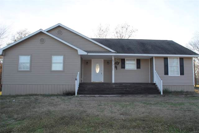 420 Spur 3, Normangee, TX 77871 (MLS #85230884) :: Ellison Real Estate Team