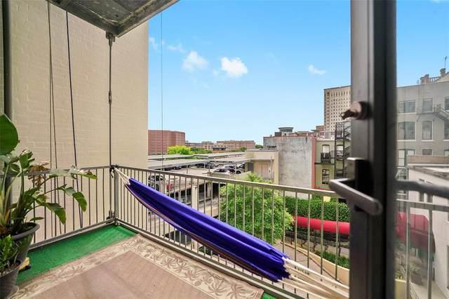 915 Franklin Street 3I, Houston, TX 77002 (MLS #85242345) :: Caskey Realty