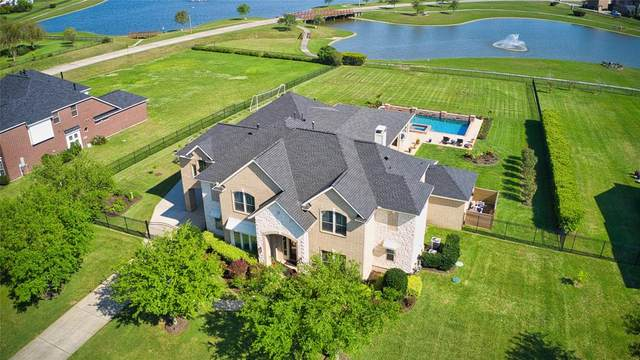 3937 Lake Star Drive, League City, TX 77573 (MLS #85243712) :: The Bly Team