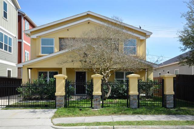 1110 Enid Street, Houston, TX 77009 (MLS #85244240) :: Texas Home Shop Realty