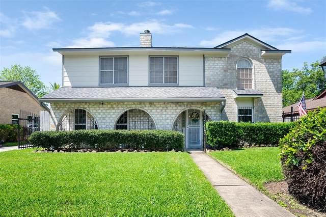 11438 Sagemorgan Drive, Houston, TX 77089 (MLS #85244529) :: Michele Harmon Team