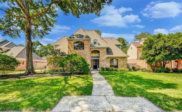 5719 Lone Cedar Drive, Kingwood, TX 77345 (MLS #85256328) :: The Home Branch