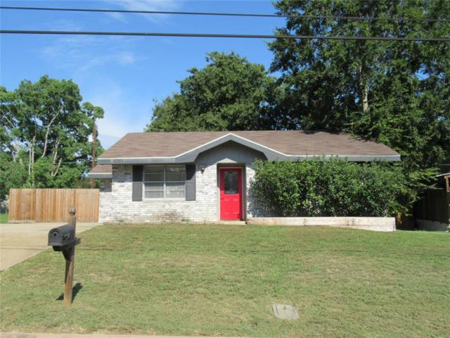 400 Barbee Street, Brenham, TX 77833 (MLS #85257114) :: The Heyl Group at Keller Williams