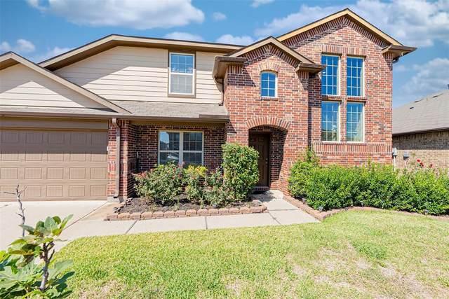 9334 Mineral Rock Lane, Richmond, TX 77407 (MLS #85264839) :: My BCS Home Real Estate Group