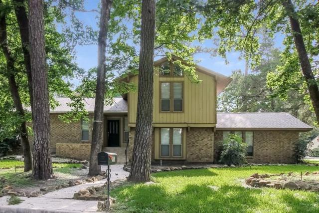 91 April Wind Drive, Conroe, TX 77356 (MLS #85265420) :: The Home Branch