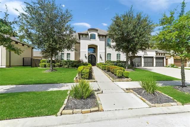 9415 Fox Bend Lane, Missouri City, TX 77459 (MLS #85269839) :: Caskey Realty