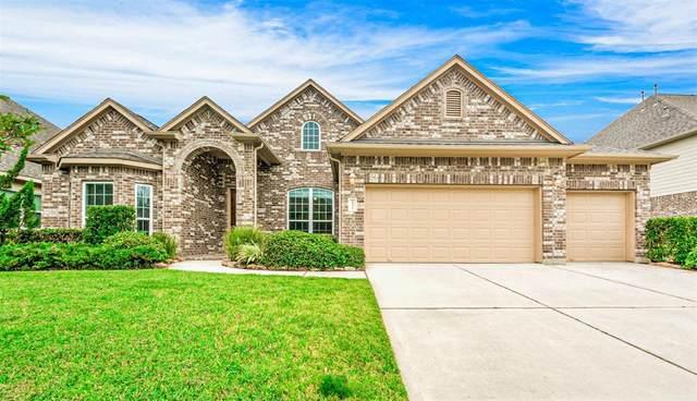 25311 Shaded Springs Lane, Spring, TX 77389 (MLS #85274144) :: The Sansone Group