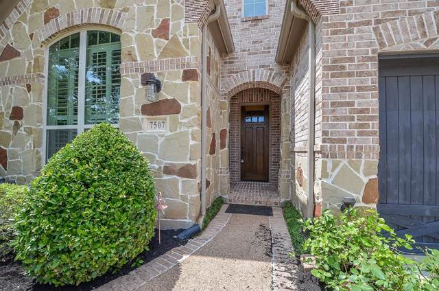7507 Newbury Trail, Sugar Land, TX 77479 (MLS #85281582) :: Ellison Real Estate Team