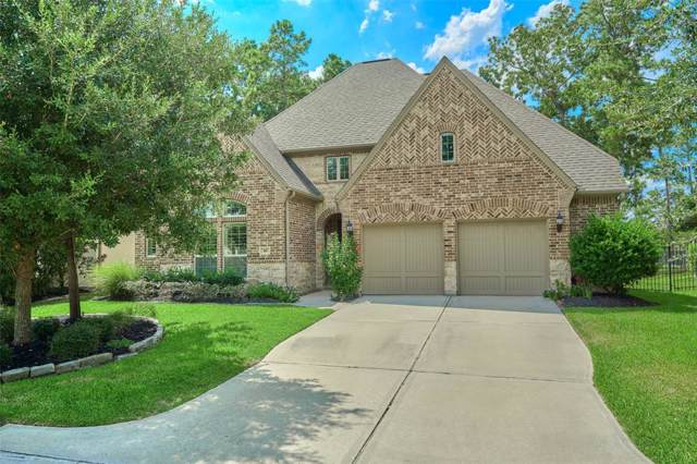 46 Corbel Point Way, The Woodlands, TX 77375 (MLS #85291629) :: The Bly Team