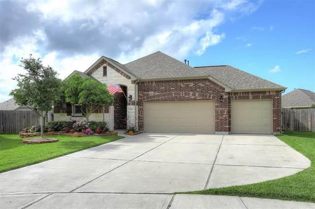1420 Travis Bluff Court, League City, TX 77573 (MLS #85307789) :: Christy Buck Team