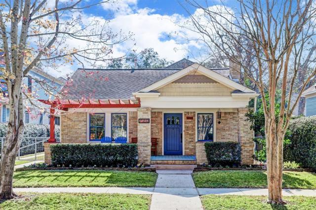 720 Highland Street, Houston, TX 77009 (MLS #85320263) :: Texas Home Shop Realty