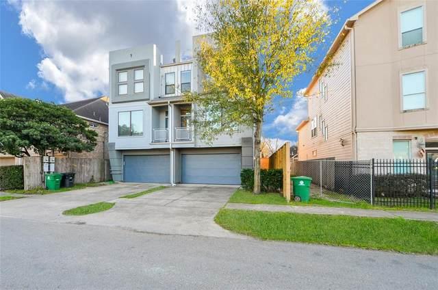 5247 Inker Street B, Houston, TX 77007 (MLS #85324864) :: Giorgi Real Estate Group