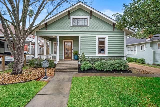 1222 Columbia Street, Houston, TX 77008 (MLS #85328567) :: Keller Williams Realty