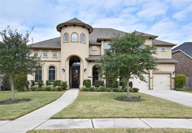 1515 Noble Way Court, League City, TX 77573 (MLS #85329027) :: The Bly Team
