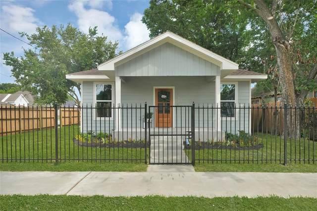 1001 Paschall Street, Houston, TX 77009 (MLS #85340319) :: Michele Harmon Team