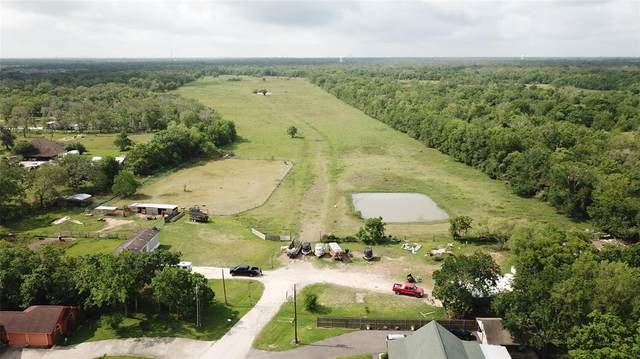 349 County Road 840, Angleton, TX 77515 (MLS #85340400) :: The SOLD by George Team