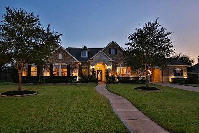 21107 Parish Timbers Court, Cypress, TX 77433 (MLS #85344379) :: The Queen Team