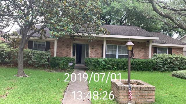 6119 Dumfries Drive, Houston, TX 77096 (MLS #85358430) :: Texas Home Shop Realty