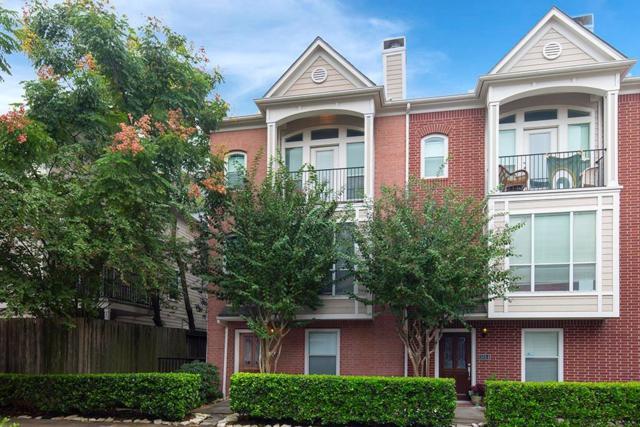 1016 Van Buren Street, Houston, TX 77019 (MLS #85370704) :: Keller Williams Realty